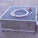 Générateur de flammes écologique